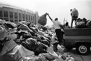 Philadelphia Trash Strike 1986