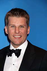 Jamie McMurray attending the 2016 NASCAR Sprint Cup Series Awards