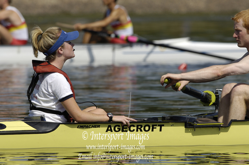 2006, National Rowing Championships,  Men' Open Eights, Agecroft RC, moving away from the start, Strathclyde Country Park,  Motherwell, SCOTLAND. 15.07.2006.  Photo  Peter Spurrier/Intersport Images email images@intersport-images.com.... Rowing Course, Strathclyde Country Park,  Motherwell, SCOTLAND.