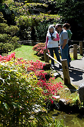 California: San Francisco. Japanese Tea Garden in Golden Gate Park.  Photo copyright Lee Foster.  Photo #: 24-casanf78913