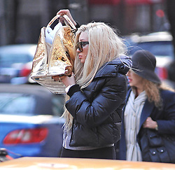 Amanda Bynes is seen out and about in New York, USA.