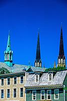 Downtown Charlottetown, Prince Edward Island, Canada