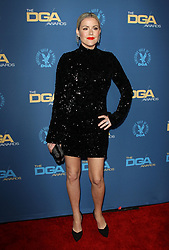 71st Annual Directors Guild Of America Awards - Arrivals. 02 Feb 2019 Pictured: Kathleen Robertson. Photo credit: Jaxon / MEGA TheMegaAgency.com +1 888 505 6342