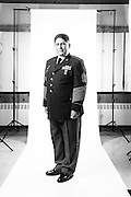 Gregorio Jimenez<br /> Army<br /> E-8<br /> Postal, First Sergeant<br /> Oct. 1973 - Oct. 2008<br /> Kuwait, Iraq<br /> <br /> Veterans Portrait Project<br /> Chicago, IL