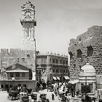 Old City, Jaffa Gate