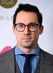 David Caves attending the TRIC Awards 2019 50th Birthday Celebration held at the Grosvenor House Hotel, London.