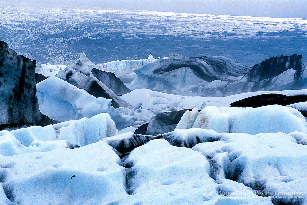 Iceland. Jökulsárlón is the best known and the largest of the glacial lakes in Iceland.