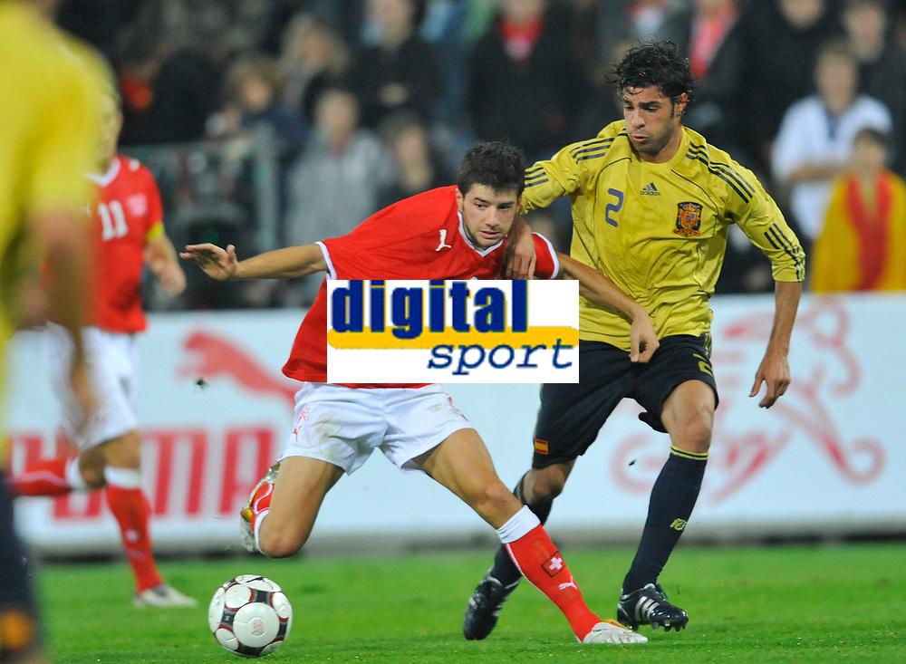 Beg Ferati (SUI) gegen Miguel Torres (ESP) © Andy Mueller/EQ Images