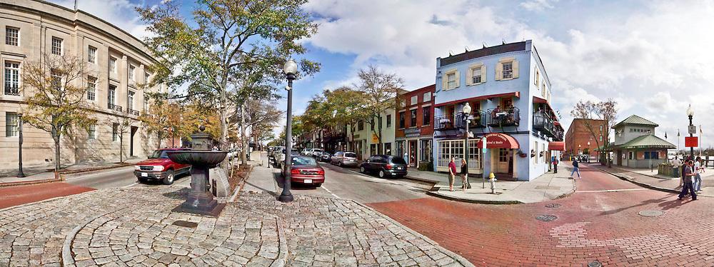 Downtown Wilmington, North Carolina