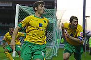 Yeovil Town v Norwich City 121209