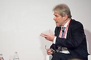 Michael Reid interviewing Spanish president Mariano Rajoy