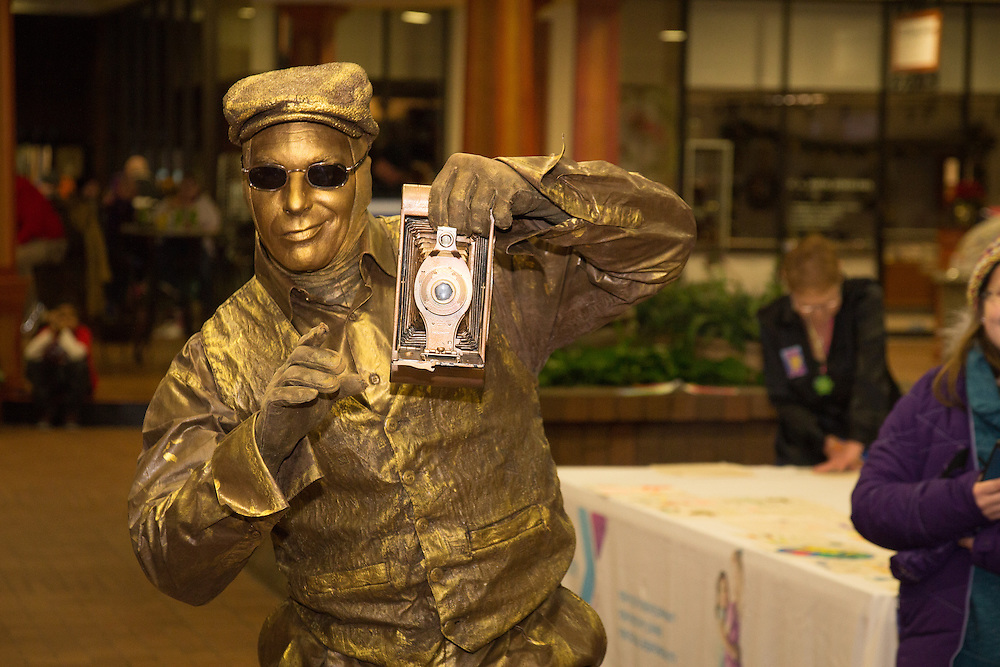 joyUNSPEAKABLE performs at First Night Akron 2015
