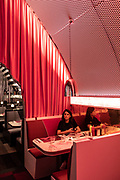 MILAN, Design Week 2018, The American diner signed by David Rockwell