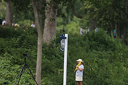 August 9, 2018 - St. Louis, Missouri, United States - during the first round of the 100th PGA Championship at Bellerive Country Club. (Credit Image: © Debby Wong via ZUMA Wire)