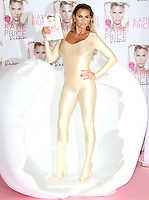Katie Price - Reborn Photocall, The Worx Parsons Green, London UK, 21 September 2016, Photo by Brett D. Cove