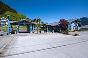 Southeast, Alaska, Wrangell, Public Library and Community center