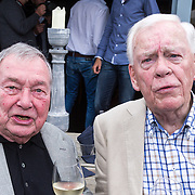 NLD/Loosdrecht/20130925 - CD presentatie Ronnie Tober, Herman Stok en partner Kees van Maasdam