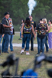 Volusia County Fairgrounds in Deland during Daytona Beach Bike Week, FL. USA. Friday, March 15, 2019. Photography ©2019 Michael Lichter.