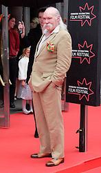 "Edinburgh International Film Festival, Sunday 26th June 2016<br /> <br /> Stars turn up on the closing night gala red carpet for the World Premiere of ""Whisky Galore!""  at the Edinburgh International Film Festival 2016<br /> <br /> Writer Peter McDougall<br /> <br /> (c) Alex Todd   Edinburgh Elite media"