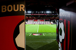 General View - Rogan/JMP - 28/10/2020 - Vitality Stadium - Bournemouth, England - Bournemouth v Bristol City - Sky Bet Championship.