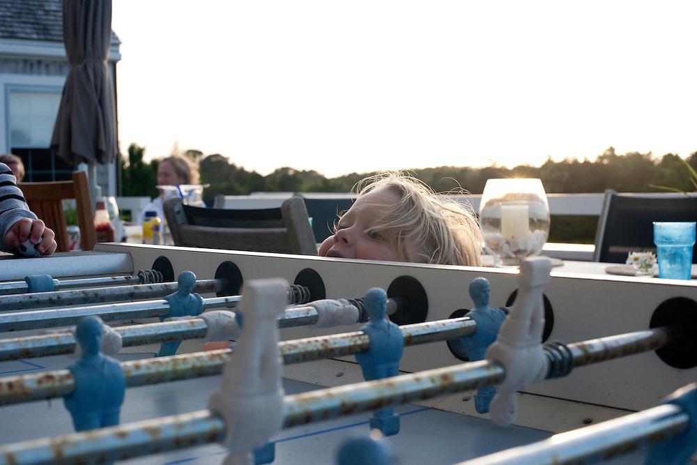 Bridget Can't See, Nantucket, Massachusetts, 2013