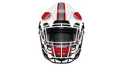 Montgomery High School Football Helmet