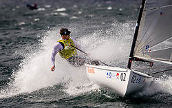 Enoshima ,Round one of the 2020 World Cup Series. © Jesus Renedo / Sailing Energy / World Sailing<br /> 30 August, 2019.