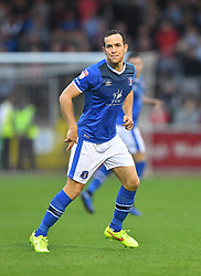 Carlisle United's Luke Joyce