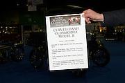 RIAC Classic Car Show 2013, RDS, Curved Dash Oldsmobil Model R. Undoubtedly, a fascinating early twentieth century car, Irish, Photo, Archive.