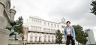 Nederland, Rotterdam, 20100920..Bergamin & Gielink pensioenrechtadvies B.V..ngrid Blom.Locatie: Wereldmuseum aan de Willemskade 25 in Rotterdam.Ingrid Blom.Locatie: Wereldmuseum aan de Willemskade 25 in Rotterdam