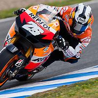 2011 MotoGP World Championship, Round 2, Jerez, Spain, 3 April 2011, Dani Pedrosa