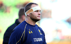 Kurt Haupt of Worcester Warriors - Mandatory by-line: Robbie Stephenson/JMP - 12/11/2017 - RUGBY - Twickenham Stoop - London, England - Harlequins v Worcester Warriors - Anglo-Welsh Cup