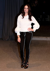 Kaya Scodelario attending the Burberry London Fashion Week Show at Makers House, Manette Street, London.