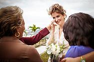 Celebración del matrimonio entre Pedro Martin Valera y Ana María Blanco. Caracas, 26 Ene. 2013 (ivan gonzalez)