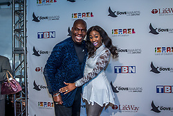 October 11, 2016 - Nashville, Tennessee, USA - Ben Tankard at the 47th Annual GMA Dove Awards  in Nashville, TN at Allen Arena on the campus of Lipscomb University.  The GMA Dove Awards is an awards show produced by the Gospel Music Association. (Credit Image: © Jason Walle via ZUMA Wire)