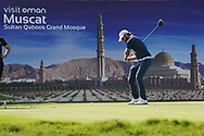 Kalle Samooja (FIN) on the 17th during Round 4 of the Oman Open 2020 at the Al Mouj Golf Club, Muscat, Oman . 01/03/2020<br /> Picture: Golffile   Thos Caffrey<br /> <br /> <br /> All photo usage must carry mandatory copyright credit (© Golffile   Thos Caffrey)
