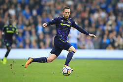 15 October 2017 -  Premier League - Brighton and Hove Albion v Everton - Gylfi Sigurdsson of Everton - Photo: Marc Atkins/Offside