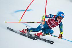 Mikaela Shiffrin (USA) during the Ladies' Giant Slalom at 57th Golden Fox event at Audi FIS Ski World Cup 2020/21, on January 16, 2021 in Podkoren, Kranjska Gora, Slovenia. Photo by Vid Ponikvar