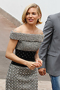 Sienna Miller arrives at the 68th Cannes Film<br /> <br /> Arrival Sienna Miller , Actress , Jury member of the 68th Cannes Film Festival photocall for - Palais des Festivals et des Congres, Cannes - <br /> ©Exclusivepix Media