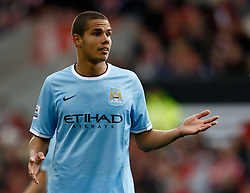 Manchester City's Jack Rodwell - Photo mandatory by-line: Matt Bunn/JMP - Tel: Mobile: 07966 386802 14/09/2013 - SPORT - FOOTBALL -  Britannia Stadium - Stoke-On-Trent - Stoke City V Manchester City - Barclays Premier League
