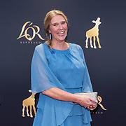 NLD/Utrecht/20181005 - L'OR Gouden Kalveren Gala 2018, Ingeborg Wieten