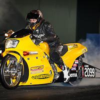 Roger Harris (2099) - Modified Bike.