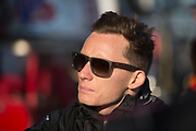 March 16-18, 2017: Mobil 1 12 Hours of Sebring. Mike Conway