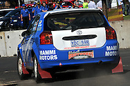 Glen RAYMOND & Matt RAYMOND .Toyota  Corolla Sportivo.Motorsport-Rally/2009 Forest Rally .Shakedown .3rd of April 2009.Busselton Foreshore, Busselton, Western Australia.(C) Joel Strickland Photographics