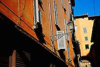 Italie, Emilie-Romagne, Bologne, via Clavature // Italy, Emilia-Romagna, Bologna, via Clavature