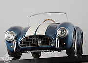 """The Junior Cars that reach speeds of 46mph and cost from £8000 up to £20,000<br /> <br /> <br /> Blue Cobra starting price £7,995<br /> http://www.youtube.com/watch?v=5GvgjxKY784&feature=youtu.be<br /> <br /> This could be the ultimate toys for rich brats – unless the brat was us, and then it would be absolutely fine.<br /> <br /> Think what you might about a toy car that costs about as much a nicely equipped Mini, these  Junior Cars are absolutely amazing.<br /> <br /> Styled to look like a 1960s classics customers are free to specify the color and trim, much like they would a real Aston. The headlights, indicators, and horn are all fully-functional too.<br /> <br /> The cabin has a wood-rimmed steering wheel, while the seats can be ordered in vinyl or leather trim. If you think that's insane, then take a look at the Junior cars performance specs!<br /> <br /> This isn't some pedal-powered contraption, not by a long shot. Under the tiny hood is a 110cc gasoline-fed engine which features key-operated starting, and comes mated to a 3-speed semi-automatic transmission. According to Nicholas Mee & Co., the London-based Aston Martin dealer offering the DB Junior, this wee toy car can hustle its way to a top speed of 46 mph.<br /> <br /> Yep, Junior could just about get his first taste for highway driving in this thing! The top speed can<br /> <br /> be adjusted downwards, however.<br /> <br /> There's good news for those who are young at heart – these cars has room for a full-size adult.<br /> <br /> """"We regularly have enquiries from our clients looking for something unusual and different to add to their collection of classics,"""" said dealership manager Benja Hedlet of Pocket Classics.co.uk<br /> <br /> Specifcations<br /> <br /> In standard tune the cars reach 45mph (72 kph). This can be restricted for younger drivers. Owners may modify the cars to reach speeds in excess of 80 mph (128 kph). The cars in standard tune use approx. 1.5 litres an hour.<br /> <br /> Length: """