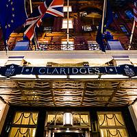 Sir David Garrard 80th Birthday Party at Claridge's 02.11.2019