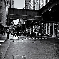 Street Scene 2<br />editted, converted to B&W 2/27/15