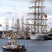 Tall Ships Race Bergen 2008