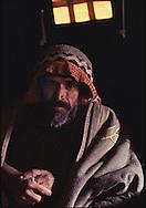 Murie bin Mohammed Al Murrah brought us a bag of truffles from the Empty Quarter. Dahana Sands, Saudi Arabia.